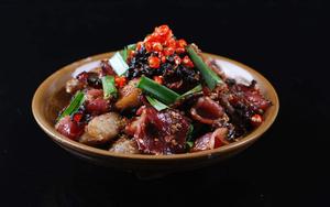 湖口豆豉爆肉